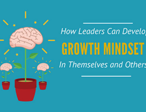 Developing a Leadership Growth Mindset